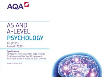 AQA Psychology Online Learning
